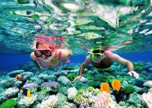 Riviera Maya con snorkel en cenotes