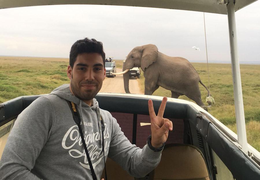Viajar a África