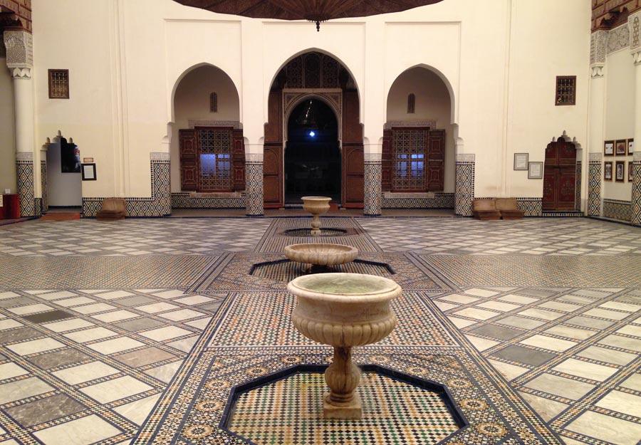 Palacio en Marrakech