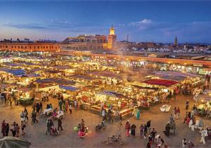 Marruecos – Fin de curso – Estudiantes