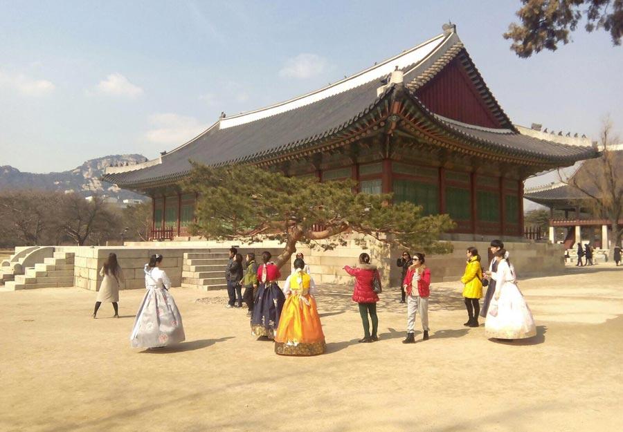 Templos de Corea del Sur